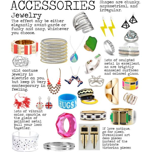 """Flamboyant Gamine (FG) Accessories - Jewelry"" by lightspring on Polyvore"