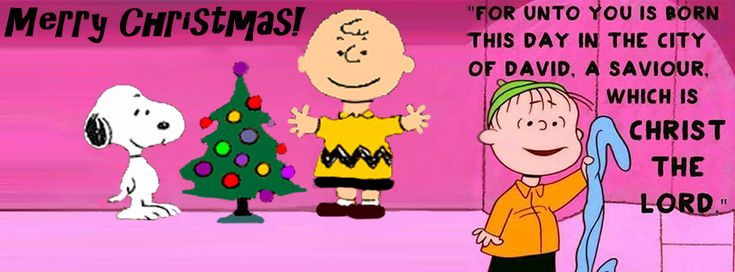 Religious Christian Christmas Facebook Timeline Covers  Charlie Brown Peanuts