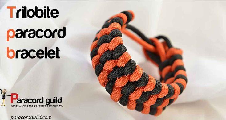 Trilobite paracord bracelet instructions.
