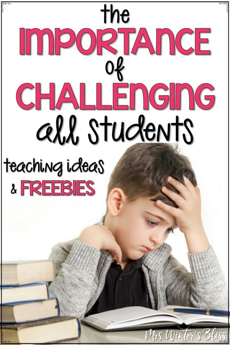 How Teachers Help Students Whove >> Ideas To Help Students Experience Challenges Persevere Top