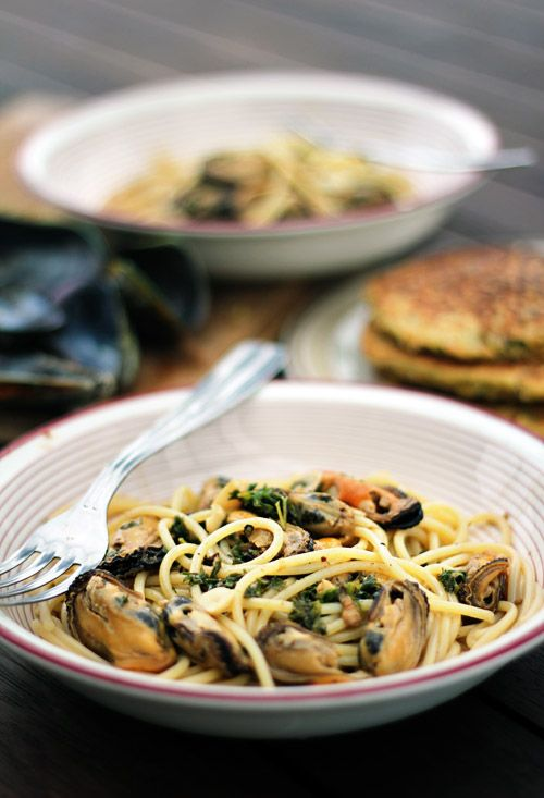 Best 25 new zealand cuisine appetizers ideas on pinterest gold new zealand green lipped mussels are a real superfood mineral rich and low cal theyre cooked here in fritters and with garlicy spaghetti forumfinder Gallery
