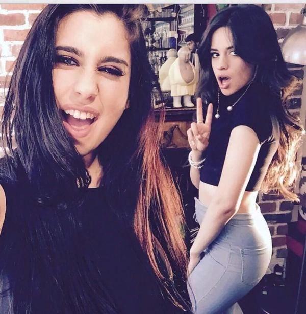 Camila and Lauren;