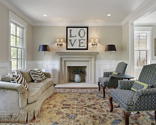 Eclectic Living Room New Orleans Condo Design Pictures Remodel Decor And Ideas