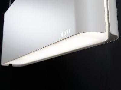 Slimme huishoudtoestellen: kitchen - cuizine.be / dampkap Novy