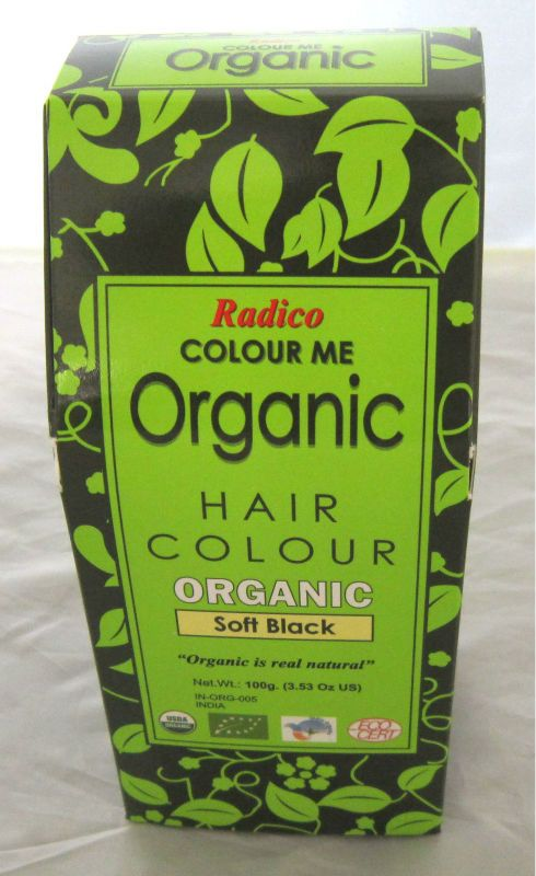 ~ Safe Hair Coloring Dye for Hair.  ~ Certified from Ecocert  ~ Best Organic Hair Dye in International Market.