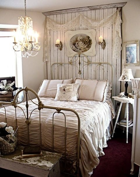 Sweet Vintage Bedroom Decor Ideas To Get Inspired
