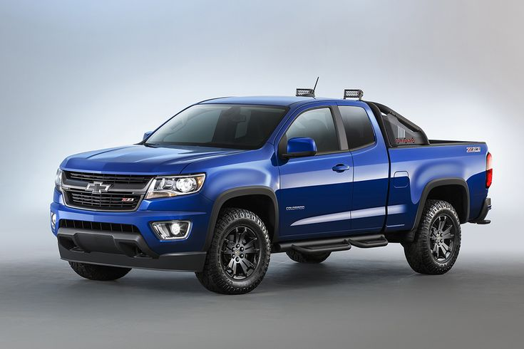 2016carelease.com - Review 2016 Chevrolet Colorado Price and Release Date Front View Model