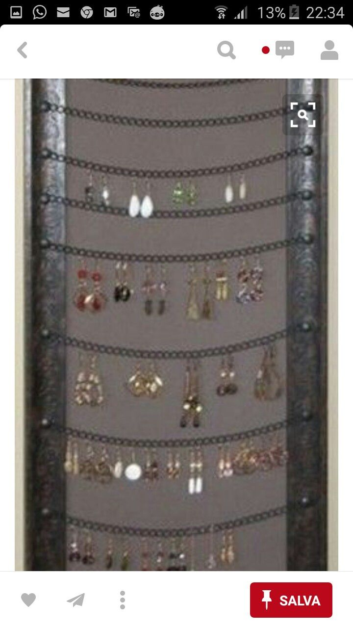 Jewelry Displays, Chest Of Drawers