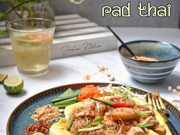 Resep Pad Thai Oleh Ratna Resep Resep Makanan Telur Orak Arik