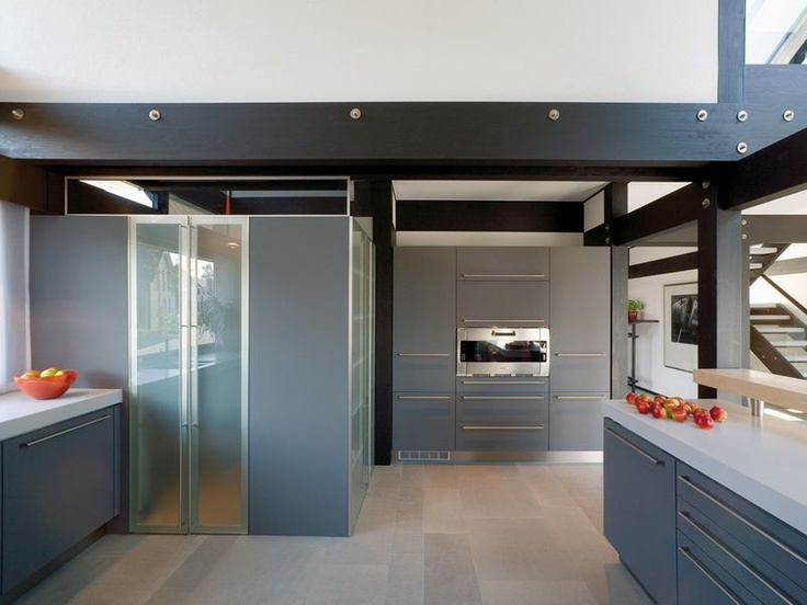 131 best huf haus images on pinterest blue prints for Haus kitchens