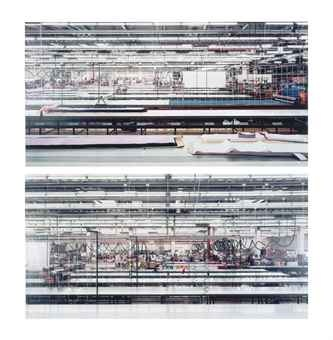Andreas Gursky, the master