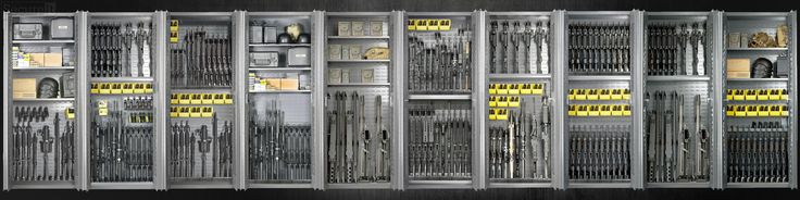 We can help you put together the optimal weapon storage solution!