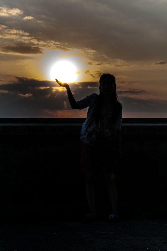 Sunset @ senggigi