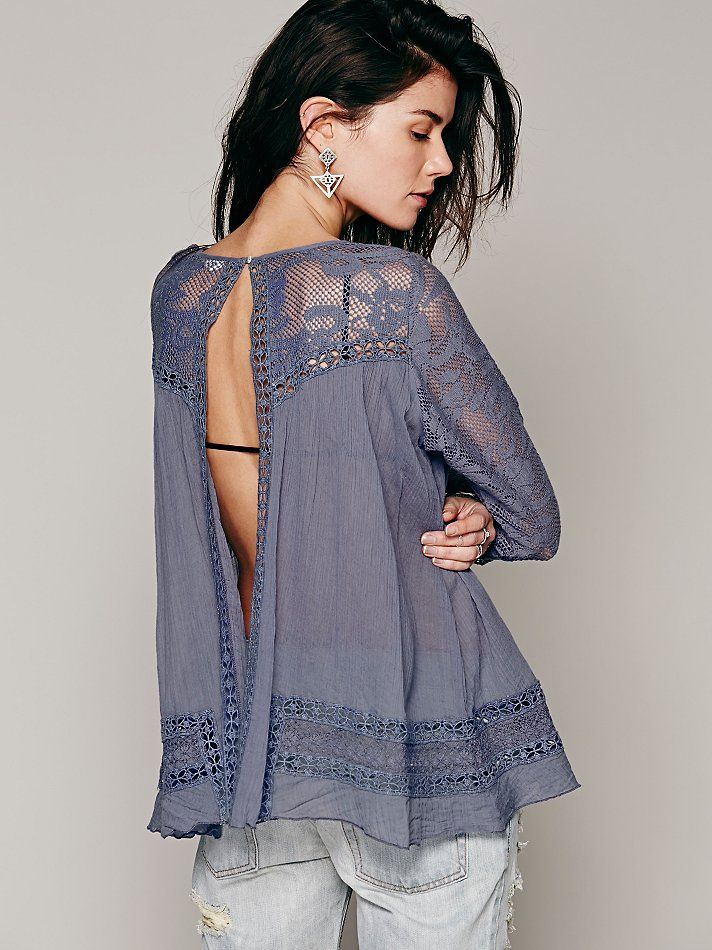 Free People FP ONE Golden Age Top, $69.95