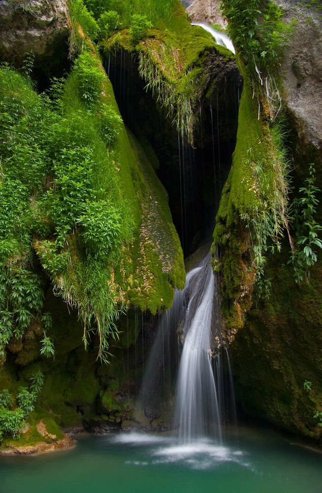 Waterfall Heart