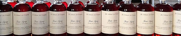Volstead Act Company Tonic Syrup.