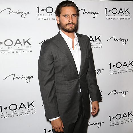 Scott Disick Not Kissing Mystery Blonde in Club Photo: Details - Us Weekly