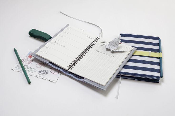 Fabrico (týdenní) / papelote - nové české papírnictví new czech stationery, Prague diary, journal, planner