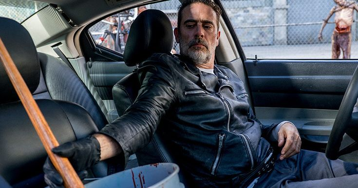 Walking Dead Episode 8.12 Recap: The Key to Survival Is Revealed -- Negan and Lucille get into big trouble as The Hilltop leaders meet an intriguing new character in the latest thrilling episode of The Walking Dead. -- http://tvweb.com/walking-dead-season-8-episode-12-recap-the-key/