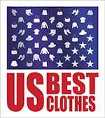 We are pleased to present the logo on our website usbestclothes.com