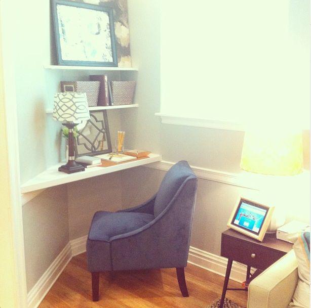 #target #thedollhouse Love This Corner Desk Nook!
