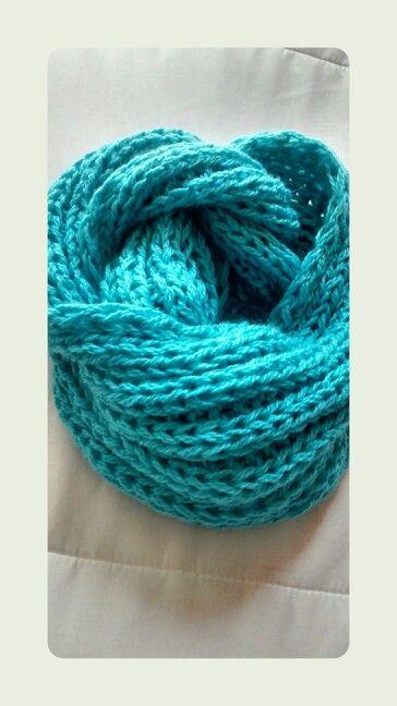 Azul turquesa!