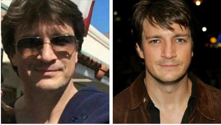 """María José on Twitter: """"@NathanFillion How many years separate these pictures? Spectacular 2016 & 2002"""