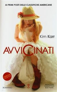 Un libro che strazia il cuore Avvicinati di Kim Karr se volete leggere la mia recensione, la trovate qui: http://libricheamore.blogspot.it/2014/11/avvicinati-di-kim-karr.html