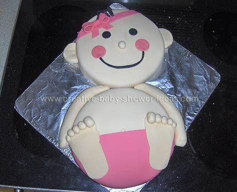 baby shower cake cake cake cake cake pinterest baby girl cakes