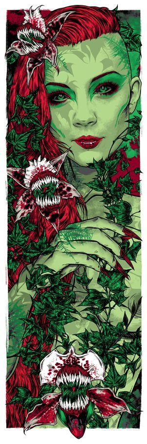 Poison Ivy by Rhys Cooper
