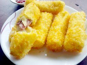Resep Risoles Melepuh Keju - Resep Masakan 4 ™