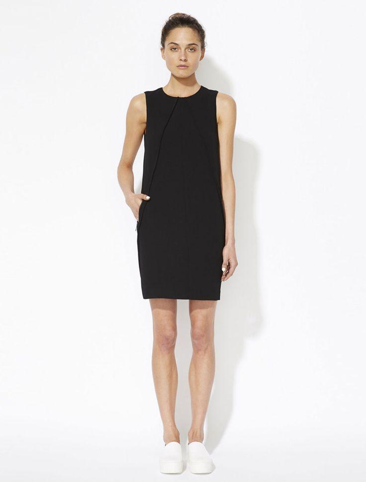 Life with Bird - Zip Line Sleeveless Dress