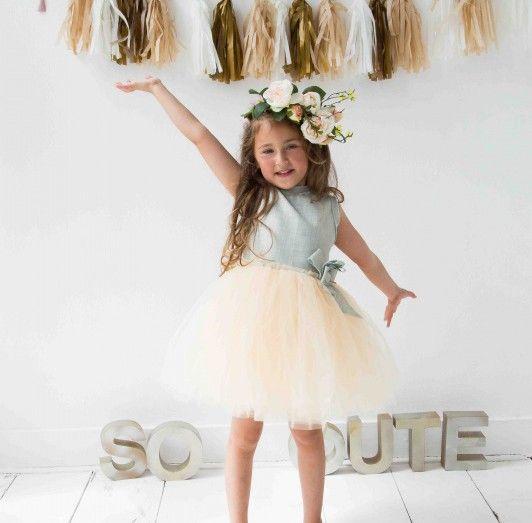 So Cute! hippe bruidsmeisjes jurken