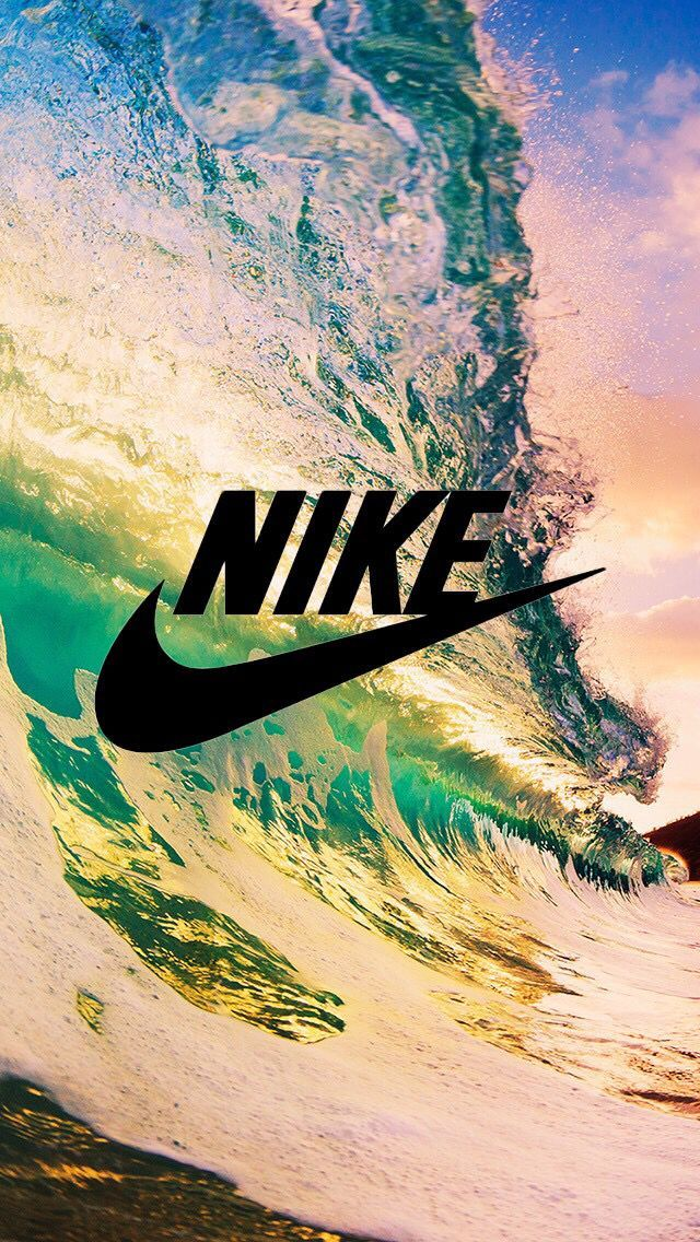 Fond d'écran Nike /// Wallpaper /// Wave Vague