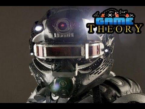 cool Game Theory: Halo, Power Armor in Real Life