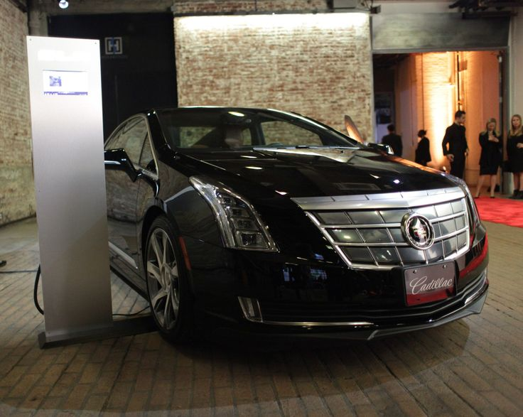 44 best cadillac images on pinterest cadillac antique cars and the first ever cadillac elr on display at the 2nd annual architizerawards publicscrutiny Image collections