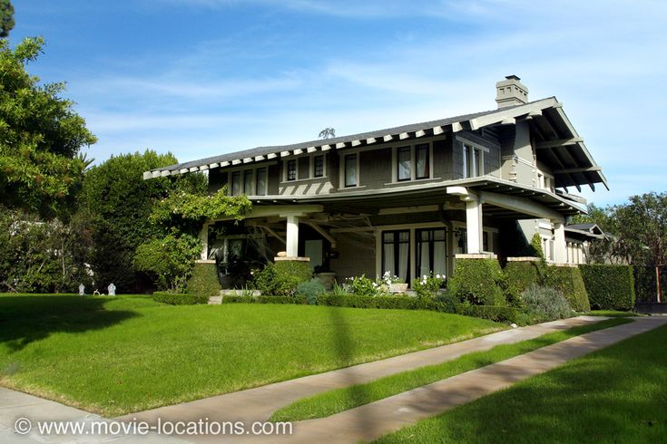 Zathura: A Space Adventure (2005). 216 Oaklawn Avenue, South Pasadena, California. Safely back and unharmed from its intergalactic travels, the Craftsman-style home that got whisked into outer space. www.movie-locations.com/movies/z/Zathura.html