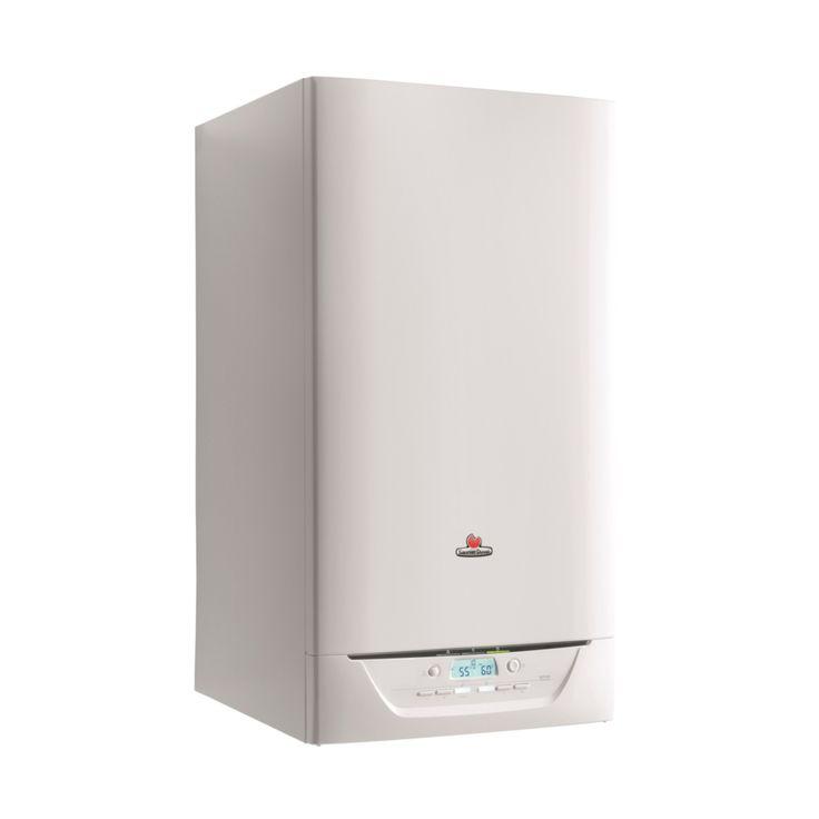 Chaudières à gaz Isotwin Condens F25 au gaz naturel 18kW - Classe énergétique A/A Réf 0010017345