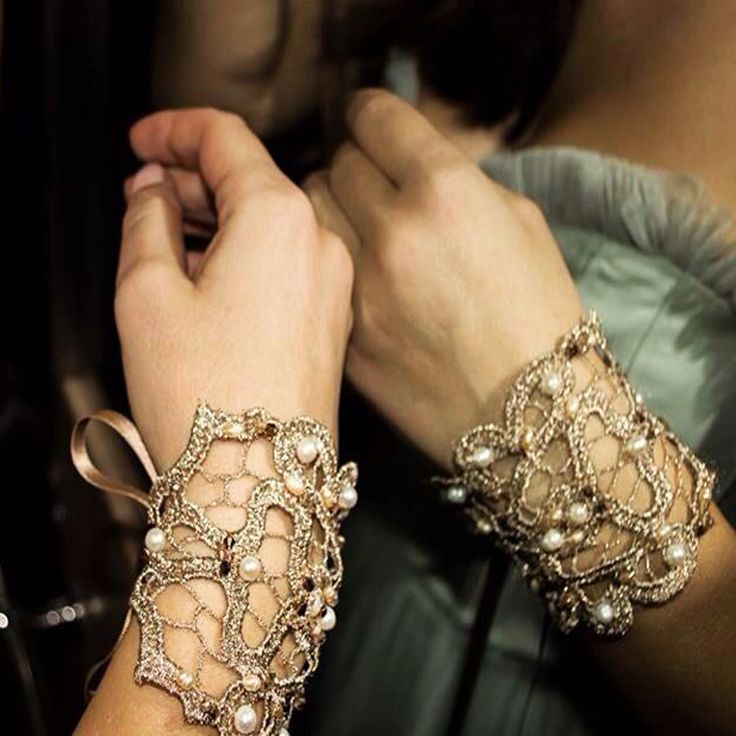 JEWELRY | Chryssomally || Art & Fashion Designer - Wedding lace accessories