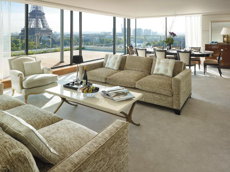 ❦ Luxury Hotel in Paris - Shangri-La Hotel, Paris