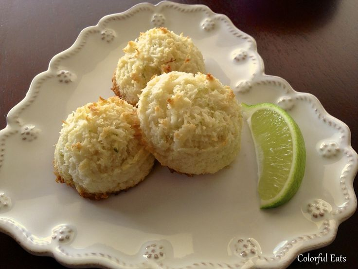 ... coconut macaroons coconut macaroons paleo coconut macaroons lime