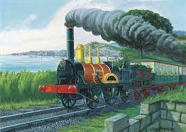 Risultati immagini per ferrovia napoli portici