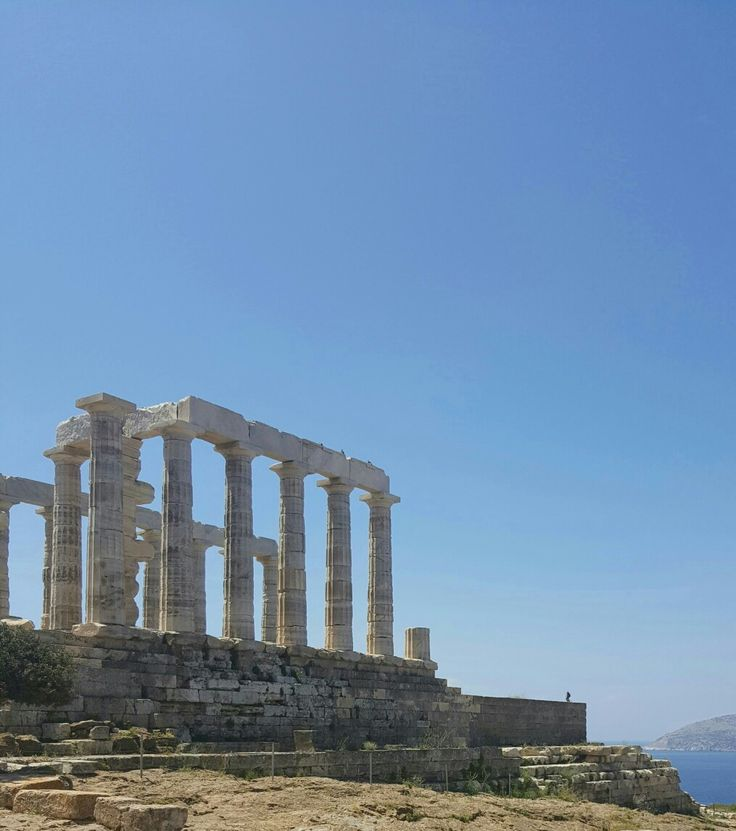 Sounio Greece
