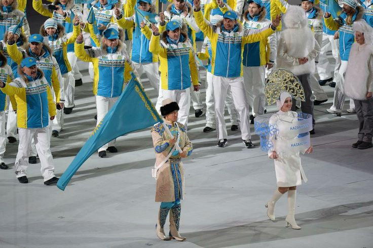 Sochi Opening Ceremony: Best and worst dressed - Gallery presented by United Airlines