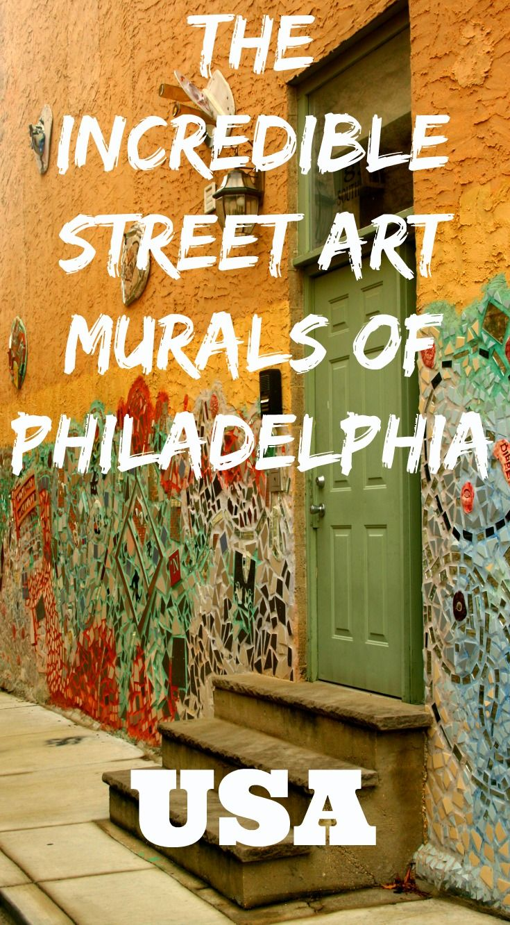 Thanks to the Mural Arts Programme Philadelphia has some of the best street art in the world. Wandering through Philadelphia with me and take a look at its fabulous street art murals.