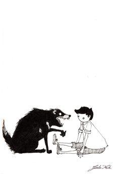 Giulia Ferla - Compagno Diavolo della Tasmania - China su Carta