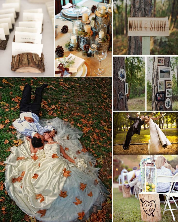 Forest Wedding Altar: 25+ Best Ideas About Forest Wedding Decorations On