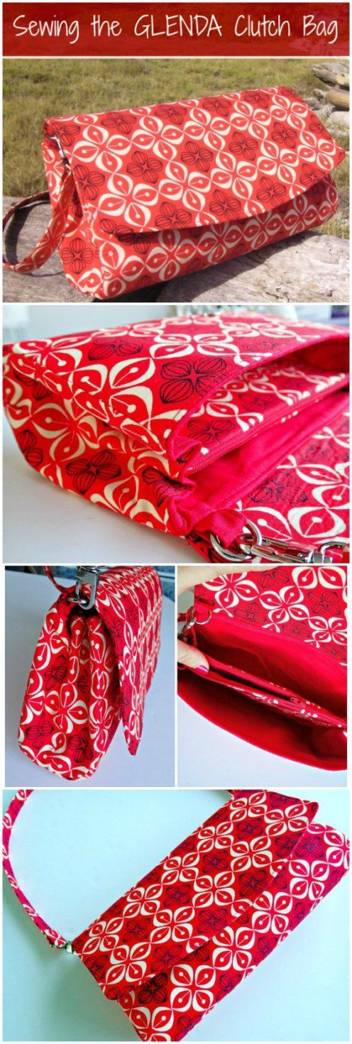 4950 best images about Fabric Bags and Purses on Pinterest ...