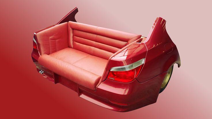 Sofa BMW 5 e60 for sale, $10000