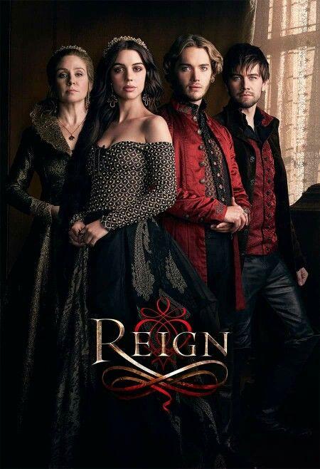 Reign Season 4 On Netflix: Pin De Rebecca Suraci Em Reign